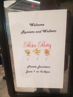 Accel entertainment pasta party