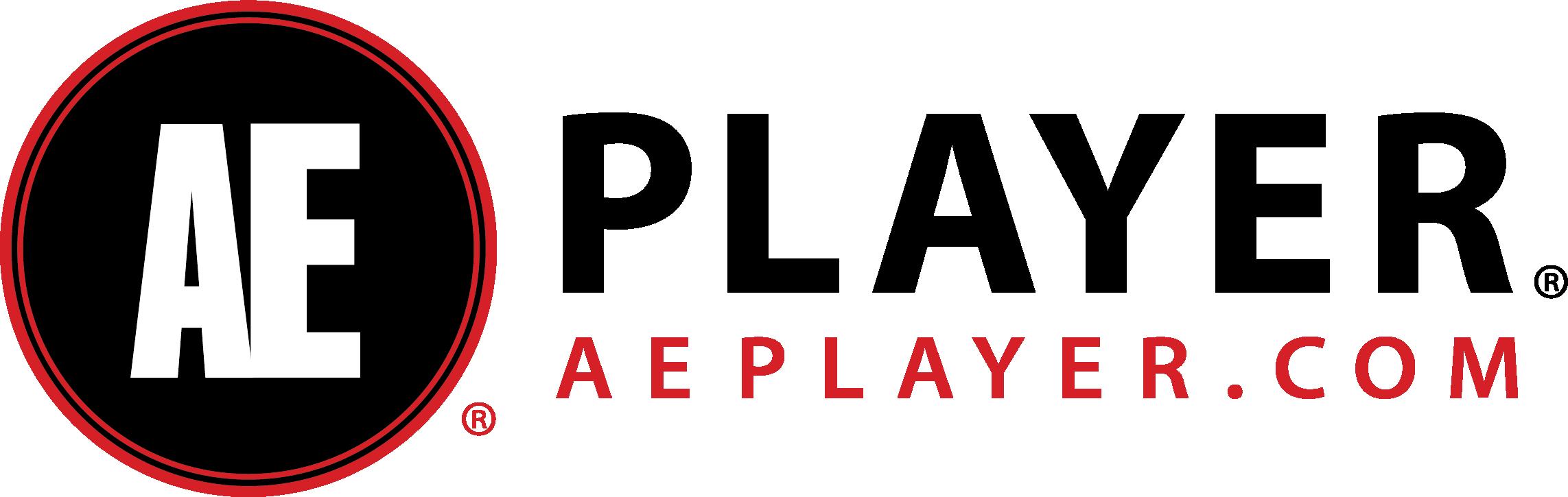 AE Player Logo_Landscape
