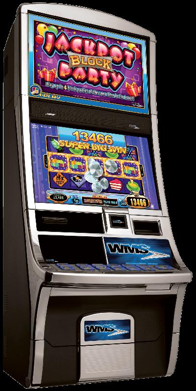 GamingWMSCab