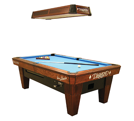 DiamondPoolTable_Accel Amusements