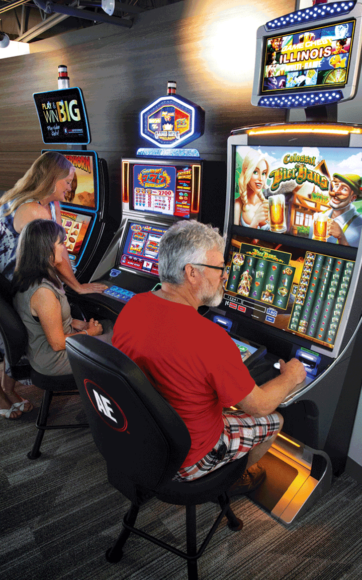 Slot machine repair illinois gambling addiction treatment center