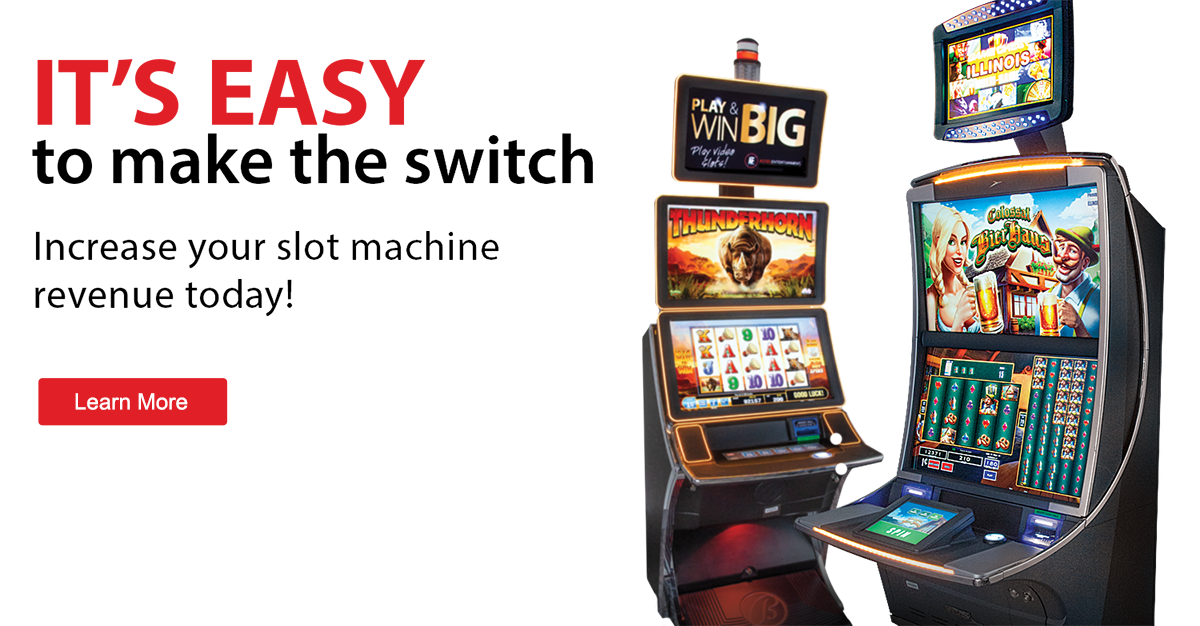 Accel Entertainment Slot Machines