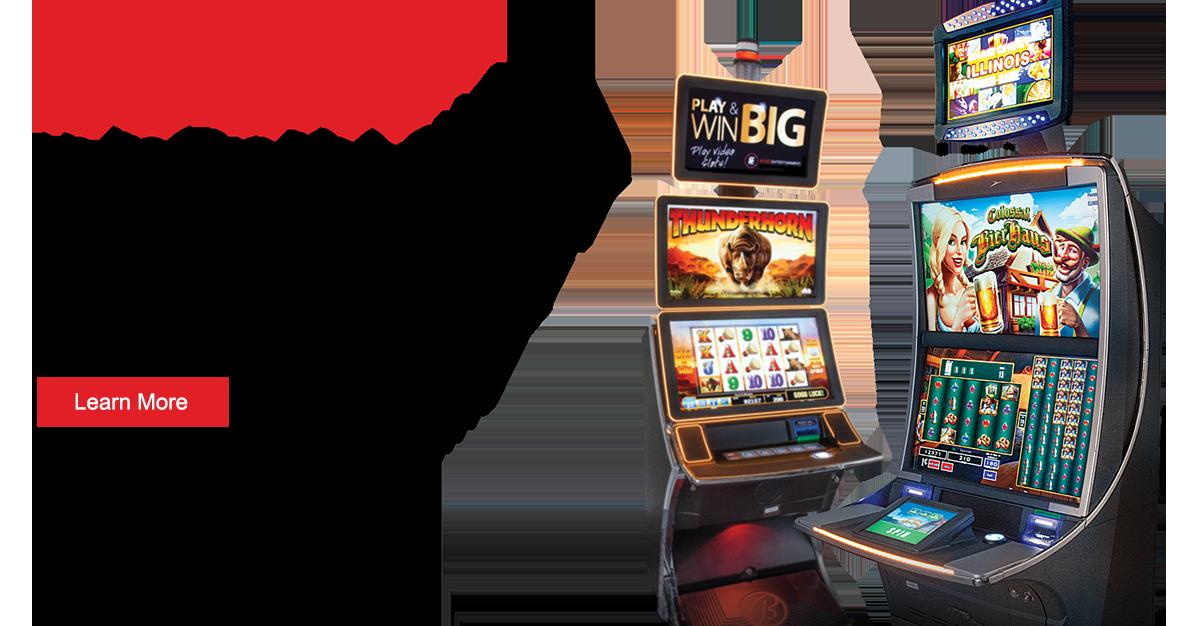 Accel Entertainment Slot Machines
