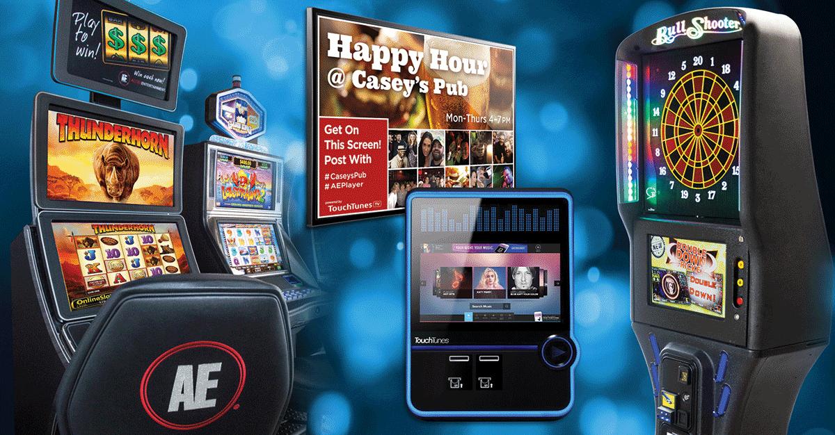 Video Gaming and Amusements